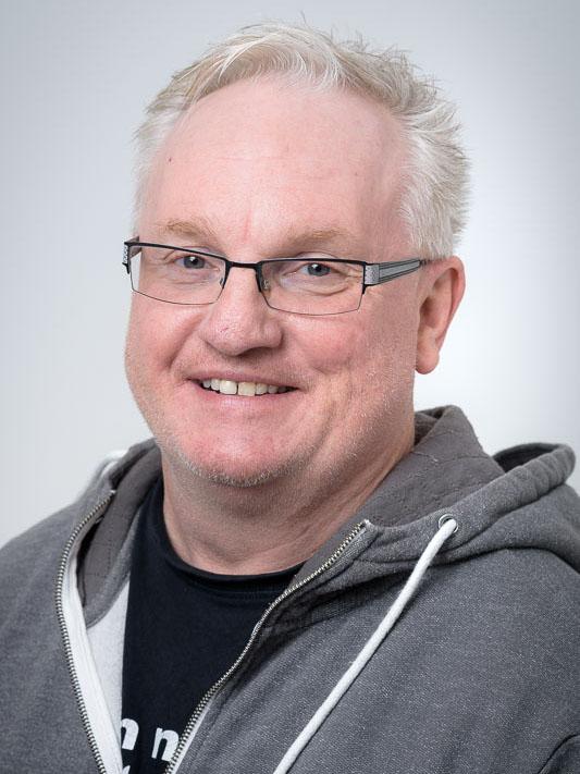Gerd Nowak - Stellvertretender Vorsitzender
