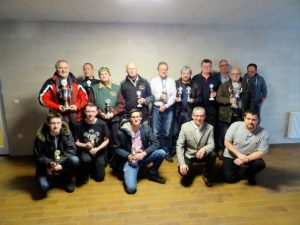 Stadtmeisterschaften im Luftgewehrschießen