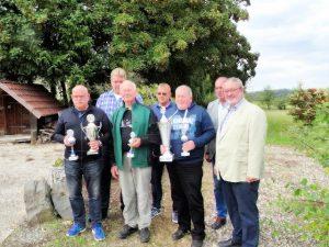 Stadtmeisterschaften im Kleinkaliber 2018
